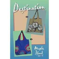 destination bag pattern