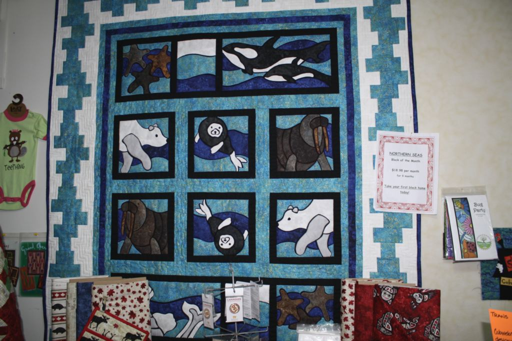Store Gallery - Cobwebs and Caviar - Shelburne Quilting, Clothing ... : barrie quilt store - Adamdwight.com