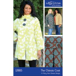chinois coat pattern