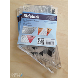 sidekick quilting ruler
