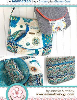 manhattan bag pattern