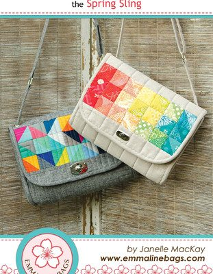 spring sling purse pattern