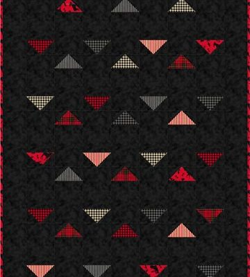 return trip quilt pattern