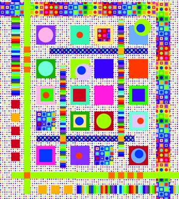 patch and ponder quilt pattern