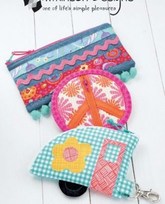 hippy zips pattern