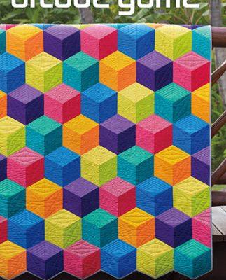 arcade game quilt pattern