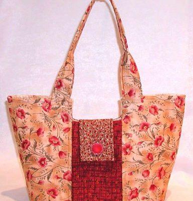 gracie tote bag pattern