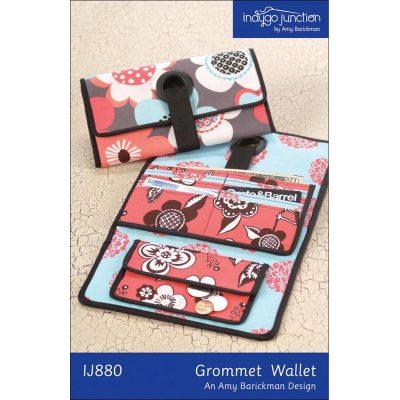 grommet wallet pattern