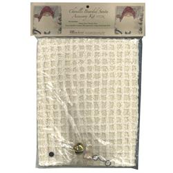 chenille bearded santa kit