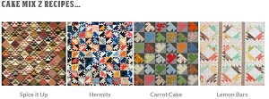 cake mix quilt block patterns