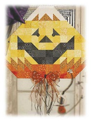 corny candy halloween pattern