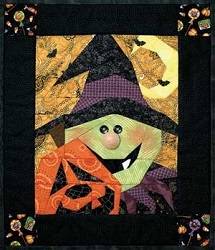 betty lou boo stitch by number pattern