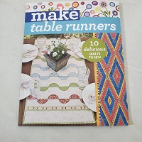 make table runners book