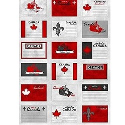 canadianisms quilt labels