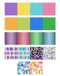 good vibrations fabric line