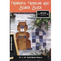 beaver block pattern