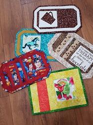 coffee mat pattern