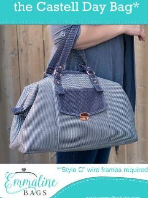 castell day bag pattern