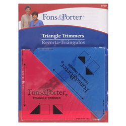 triangle trimmer