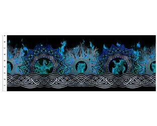 dragons fabric line