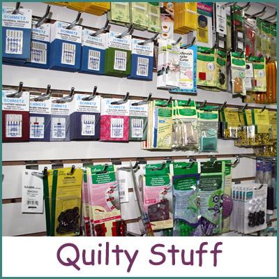 Quilty Stuff