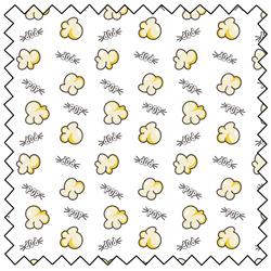 pop fabric line