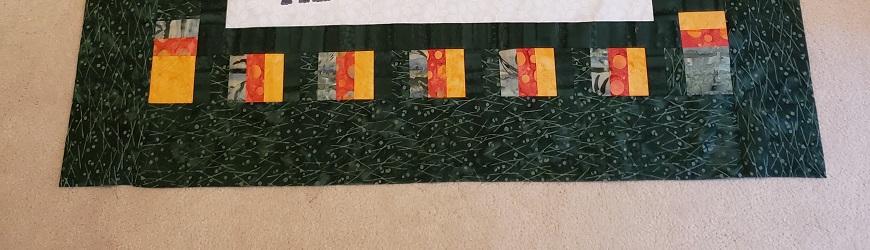 quilt borders golden ratio