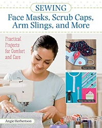 sewing masks and more book